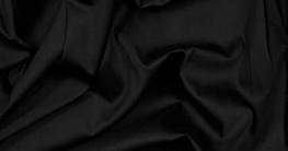Satynowana czarna